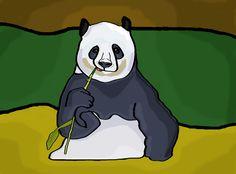 Panda Gimp