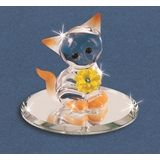 Glass Sunshine Kitty