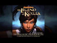 Republic City Under Attack - The Legend of Korra OST