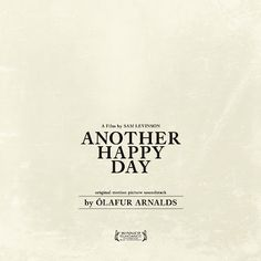 Ólafur Arnalds Releases New Video from 'Living Rooms Songs' EP, Scores First Hollywood Film, 'Another Happy Day'