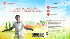 #AlabanzaDeAdoracion #CanciónDeAdoración #Santidad #Himnosdelevangelio Karaoke, Chor, News Songs, Musical, Google Play, Ipod Touch, Mobile Application, Holy Spirit, Gods Will