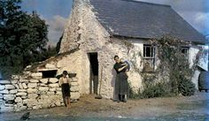 A Trip Through Time: Coloured Pictures of Ireland in 1927 | Vintage and Retro Clothing