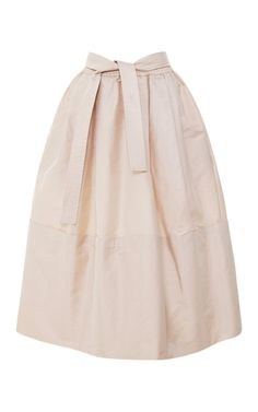 Shop Taffeta Dirndl Skirt by Tome Now Available on Moda Operandi