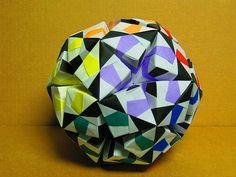 origami sonobe modification