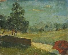 Frank Buchser - Willisauer hills