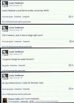 Hahahaha! I am really laughing!  I love Eleanor!  CAN'T TOUCH THIIIISSSS <3