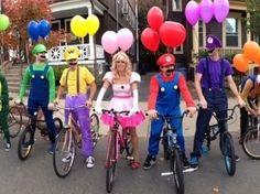 15 Disfraces grupales para Halloween