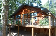 VRBO.com #3478390ha - Caddo River Log Cabin Near Lake Ouachita, Canoeing…