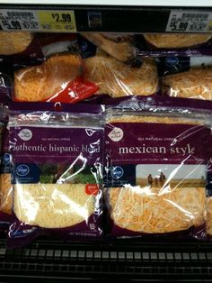 Ahh, yes, that authentic Hispanic cheese