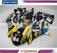 422.06$ Buy now - http://alikpf.worldwells.pw/go.php?t=32739522508 - Complete Fairings For Yamaha YZF R1 15 16 YZF-R1 2015 2016 Injection ABS Motorcycle Fairing Kit Custom Design 422.06$