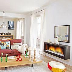 Si no quieres pasar frío en casa, elige el sistema de calefacción más adecuado. Repasamos dos que son habituales: radiadores y chimeneas, elige en función de las necesidades de tu hogar.