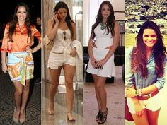 Ligado na Moda: Ela tem estilo!