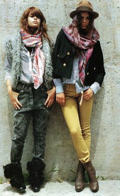 #scarf #styling