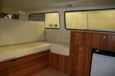 custom cabinets  The Camper Shak - Hand Crafted VW Camper Interiors