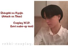 Attack on Titan - Cosplay W.I.P. 2 by Rekki-Cosplay