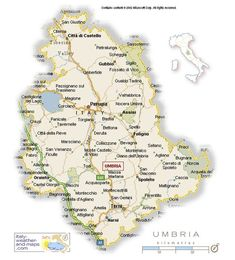 12 Best Assisi And Orvieto Images Catholic Italy Map Of Italy