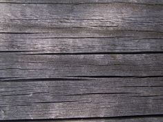 How to Make New Wood Look Old - I like step #1