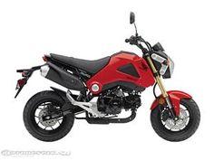 2014 Honda Grom!!!  I want it!!!