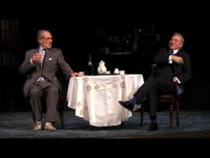 A sneak peek at NO MAN'S LAND. - YouTube. Loved this play. Ian McKellan and Patrick Stewart are just amazing... It was funny, sad, thought-provoking. Things aren't always as they appear to be...