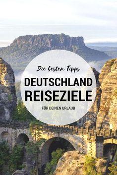 Die schönsten Tipps Deutschland Reisen, denn Deutschland ist (überraschend) schön.