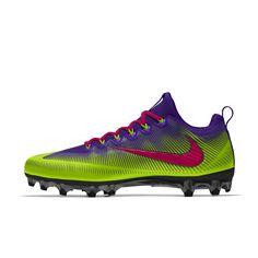 sports shoes 3f60e bff1a Calzado de fútbol americano para hombre Nike Vapor Untouchable Pro iD