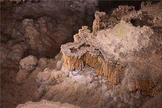Extremophiles in Caves:  Extremophiles are organisms that thrive in all kinds of extreme environments. They are found throughout New Mexico—on the surfaces of desert rocks, cave walls, lava tubes, and mineshafts. In these environments, scientists have discovered thousands of species of microorganisms whose genes have remained virtually unchanged over billions of years. Going back so far in time, these organisms may harbor important clues to how life originated.
