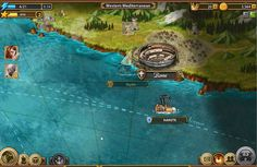Invincible Armada is a massively multiplayer online MMO, strategy role-playing game RPG, MMORPG, free to play on Facebook, from Neowiz.