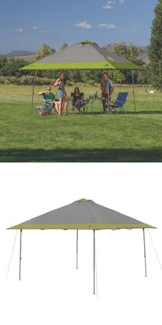 Canopies and Shelters 179011 Instant Canopy Tent 12X12 Outdoor Pop Up Ez Gazebo Patio Beach Sun Shade C&ing -u003e BUY IT NOW ONLY $64.95 on eBay!  sc 1 st  Pinterest & Canopies and Shelters 179011: Instant Canopy Tent 12X12 Outdoor ...