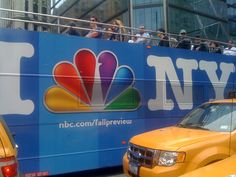 NBC - June 2011 - Nyc