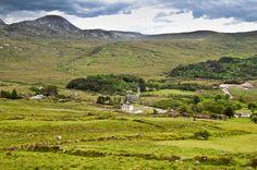 The Poisoned Glen, Dunlewey by Fergal Kearney