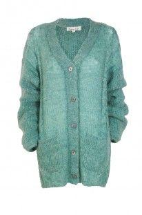 mohair knit, vert, knit sweater, fall fashion, knit, fall 2013, kristine vikse, cardigan