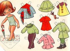 Editorial Roma Cometa 26 *  The International Paper Doll Society by Arielle Gabriel for all paper doll and paper toy lovers. Mattel, DIsney, Betsy McCall, etc. Join me at ArtrA, #QuanYin5  Linked In QuanYin5 YouTube QuanYin5!