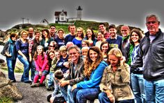 Family Picture @ Nubble Lighthouse