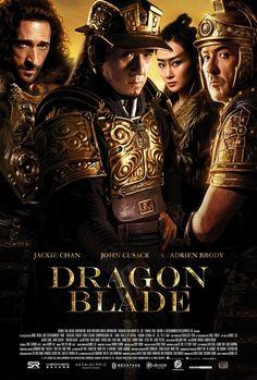 Jackie Chan. John Cusack. Adrien Brody. Tráiler y cartel españoles de 'Dragon Blade'                                                                                                                                                                                 More