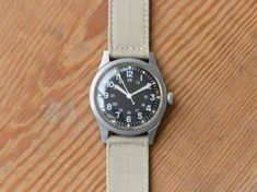 Buckshot Sonny's Vintage Military Issue Watch Collection
