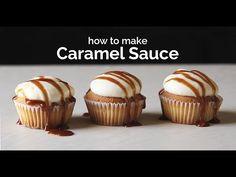 How to Make Caramel Sauce | Yummy Ph