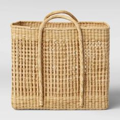 Studio McGee At Target | House Of Hipsters | Home Decor Ideas You Can Do Yourself Cube Storage, Storage Baskets, Record Storage, Closet Storage, Target Threshold, Basket Lighting, Square Baskets, Round Basket, Thing 1