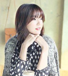 How to cut your own Korean see-through bangs