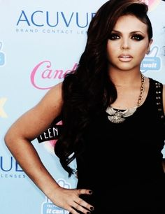 Jesy Nelson is flawless