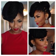 Jessica Williams, daily show correspondent. smart, witty and absolutely gorgeous.