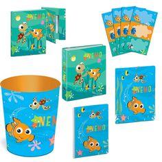 Bora Комплект за училище Nemo B-NM SET основен