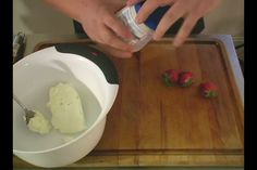 Strawberry Cream Cheese Dip Recipe | eHow UK