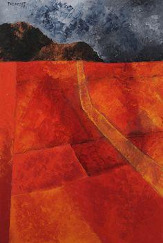 Akbar Padamsee, Untitled, 2007