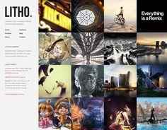 WordPress Theme – Litho