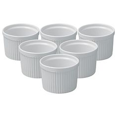 Revol Grands Classiques 8 Ounce Porcelain Ramekin Set of 6 *** Be sure to check out this awesome product.