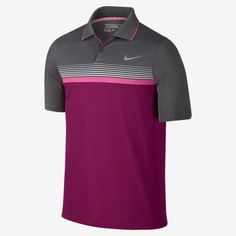Foremost Golf Offers a Wide Selection of Mens & Womens Golf Shirts & Polo Golf Shirts from Top Golf Brands. Womens Golf Shirts, Mens Polo T Shirts, Nike Golf, Camisa Nike, Mens Golf Fashion, Black Polo Shirt, Simple Shirts, Golf Outfit, Sport T Shirt