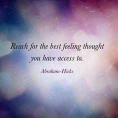 Abraham Hicks #lawofattraction #abrahamhicks #quote http://www.lawofattractionhelp4u.com/