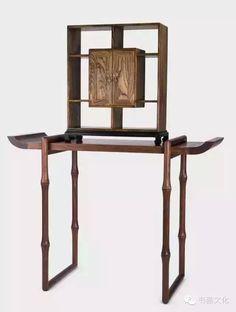明式家具的士氣與風骨 / 無形  有竹