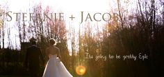"""Not just a wedding highlight film -- an interview style… look-back-in-time-love story. And, oh, yes, a pretty awesome wedding film! From the bride: """"… the rest of our lives-- you loving me, me loving you… it's going to be pretty epic!"""" What a great way to start the day!! From Moving Presentations http://movingpresentations.com.au/ on StyleMePretty: http://www.stylemepretty.com/vermont-weddings/chittenden/2014/04/08/rustic-glam-mountain-top-inn-wedding/"""