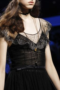 Christian Dior Autumn/Winter 2017 Ready to Wear Details